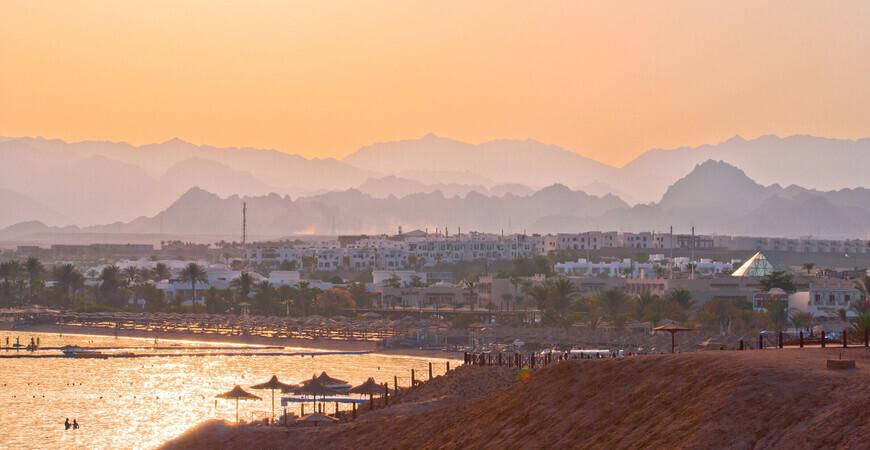 Пляж Наама Бей