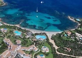 Экскурсия на вертолете. Север Сардинии /Юг Корсики