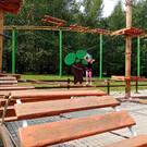 Веревочный парк в Красноярске