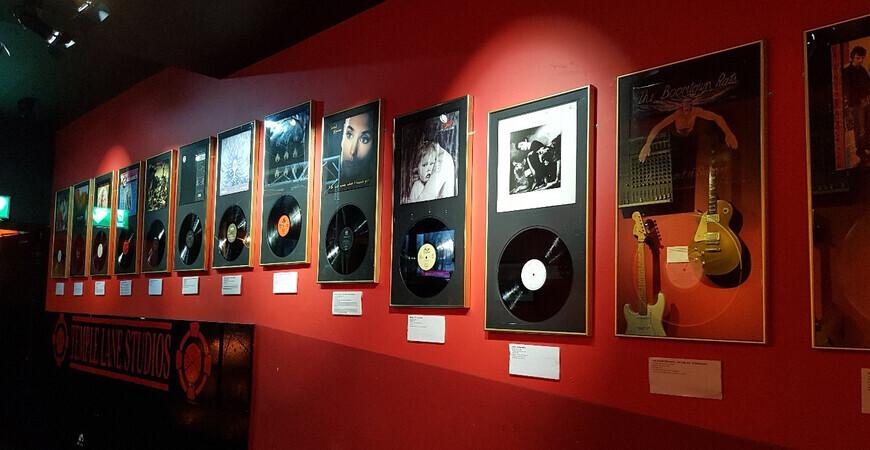 Ирландский музей рок-н-ролла
