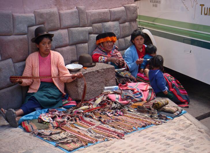 Что привезти из Перу