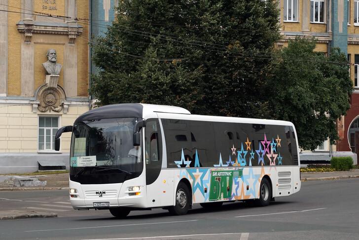 Автобус Владимир — Ставрово
