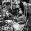 Продавщица чеснока на Капри