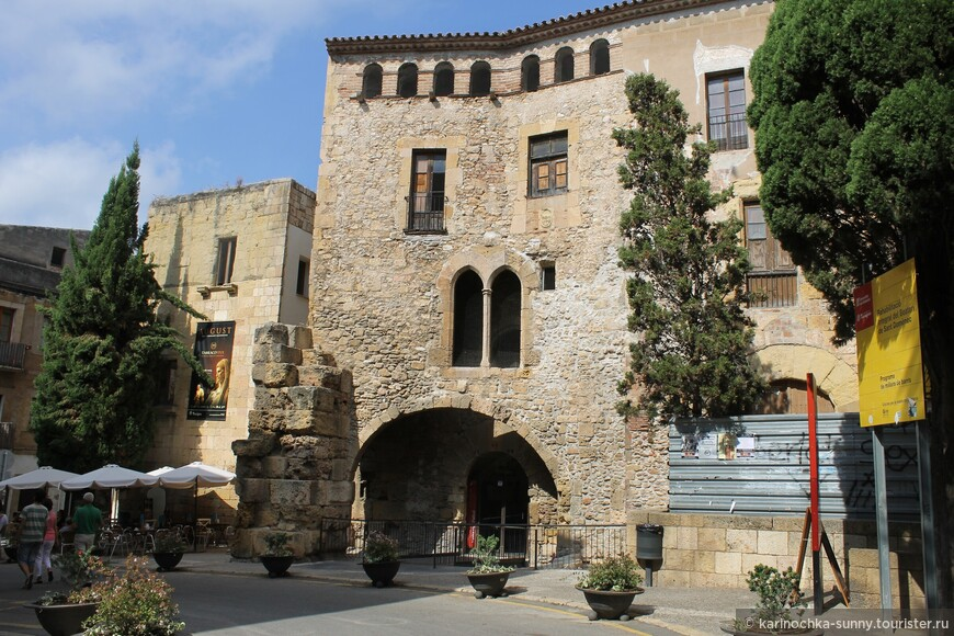Немного Рима в Испании