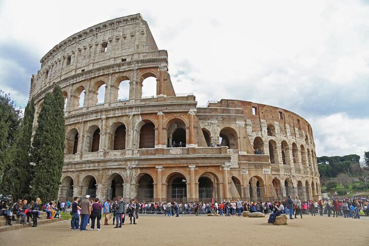 Великолепный Колизей