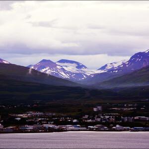 Акюрейри— северная столица Исландии