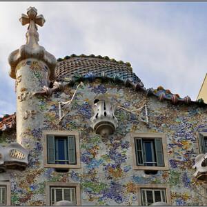 Барселона _ Каталонский модерн и не только