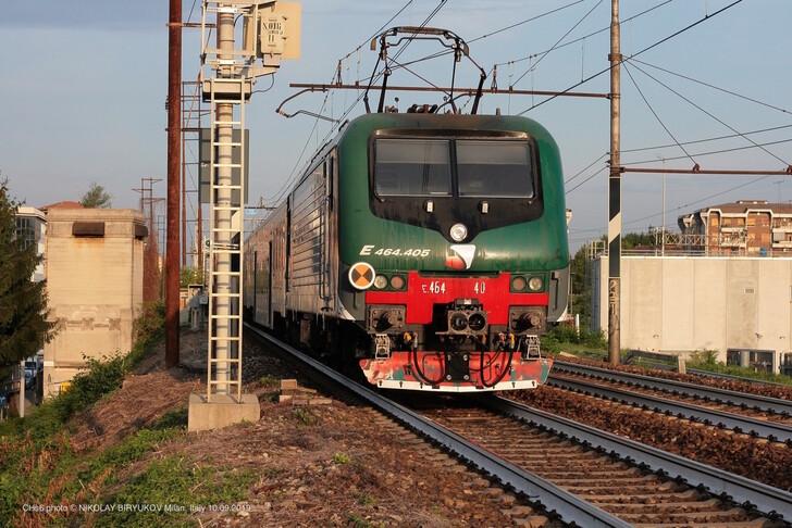 Поезд Trenord