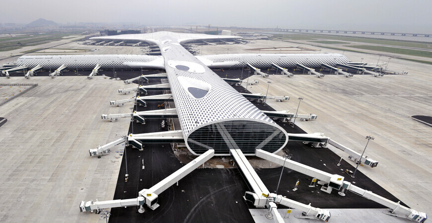 Аэропорт Шэньчжэня «Баоань» (Shenzhen Bao'an International Airport)