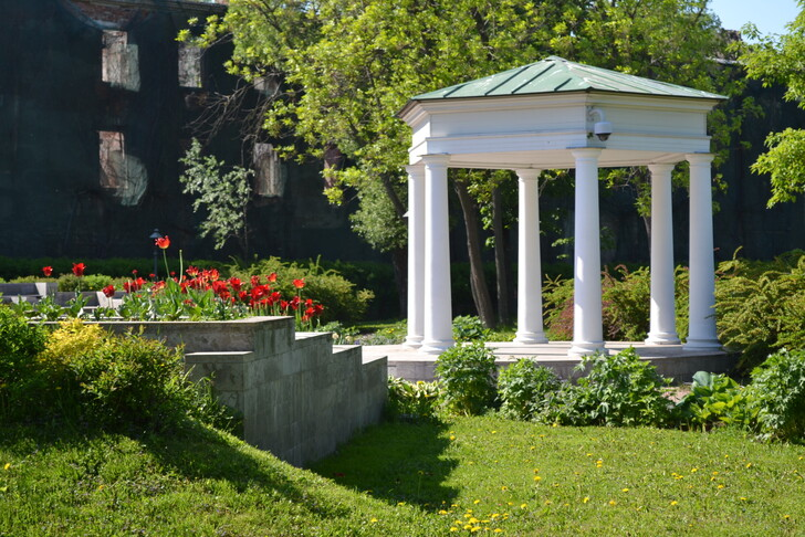 Державинский сад