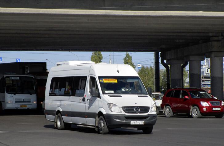 Автобус Волгоград — Михайловка