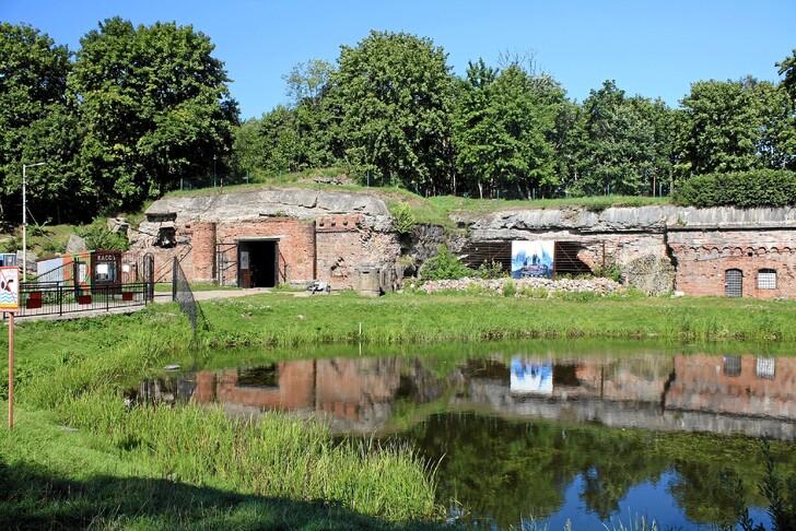 Форт №5 «Король Фридрих-Вильгельм III»