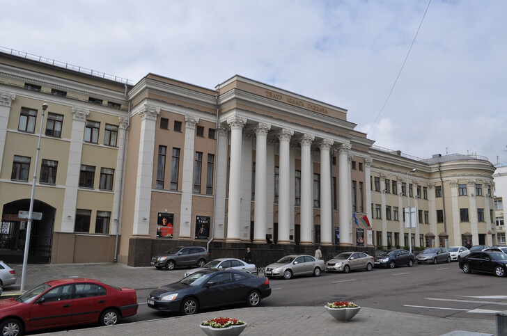 Куда сходить в Минске на выходных
