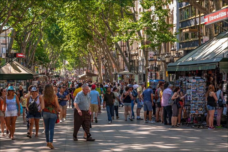 Что привезти из Барселоны