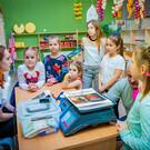 Детский город профессий «Кидсберг»