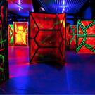 Лазертаг-арена «Lasergame»