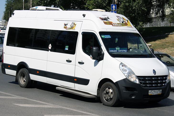 Автобус Волгоград — Камышин