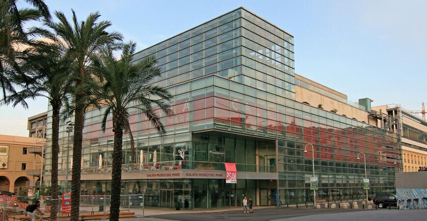Морской музей <br/> «Galata Museo del Mare»