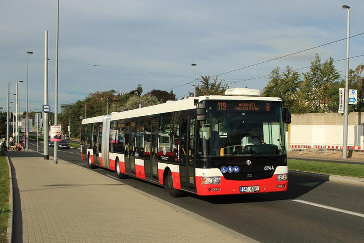 Автобус № 119