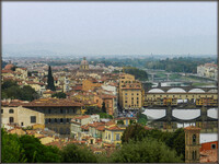 Неприветливая Флоренция.