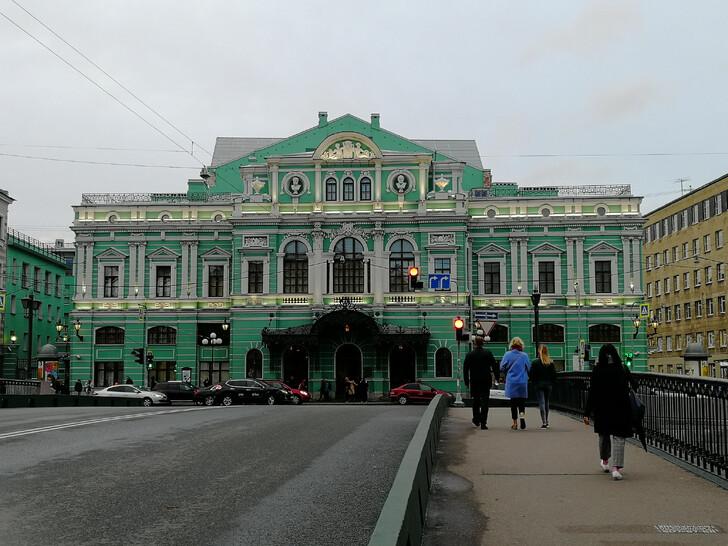 Большой драматический театр имени Г. А. Товстоногова