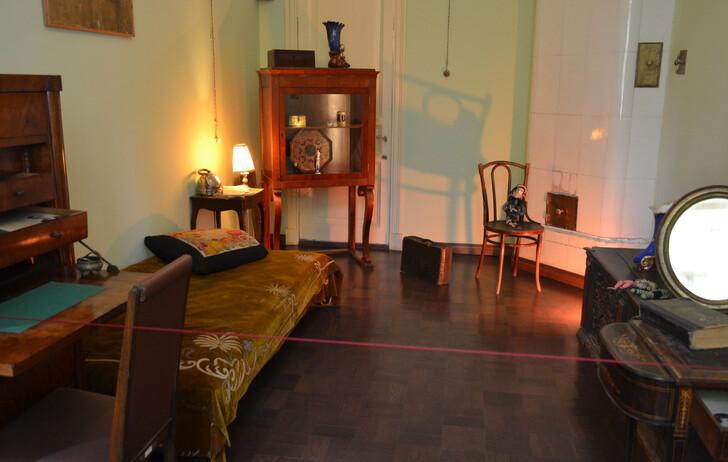 Музей Ахматовой в Фонтанном доме