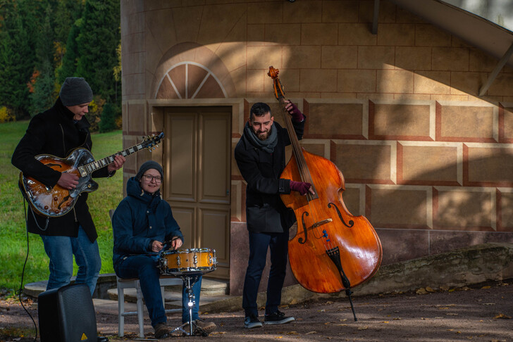 Фестиваль «Павловский кофе & Jazz»