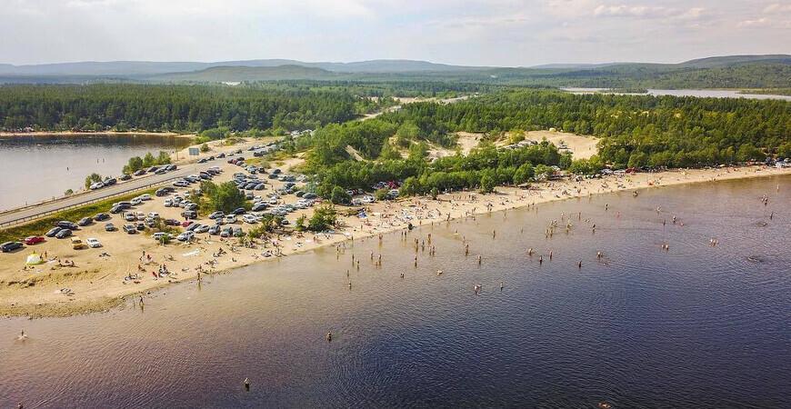 Пляж Ура