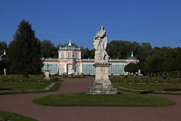 Музей-усадьба «Кусково»