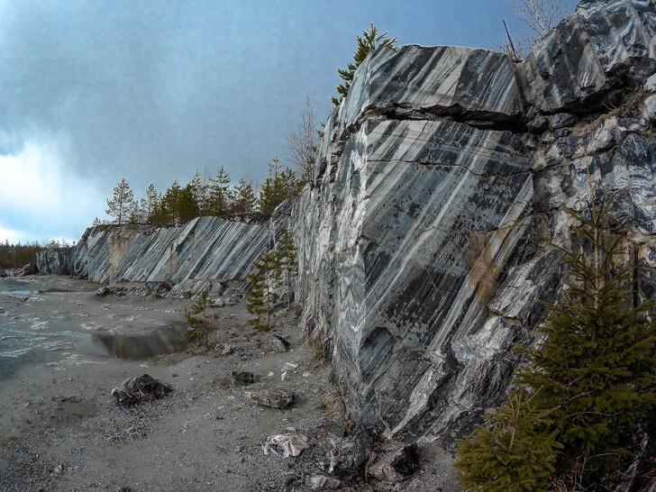 Рускеальский горный парк
