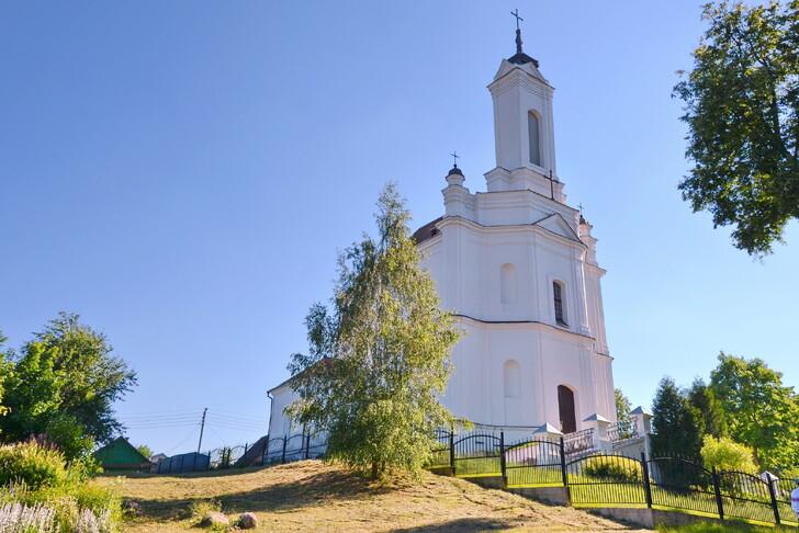 храм Рождества Пресвятой Девы Марии