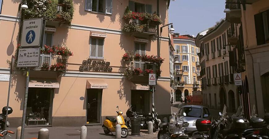 Улица Мадоннина (Via Madonnina)