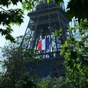11 мая 2020 Париж... первый день после...