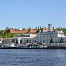 Речной вокзал в Нижнем Новгороде