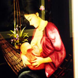 Нежная душа маленьких вьетнамцев