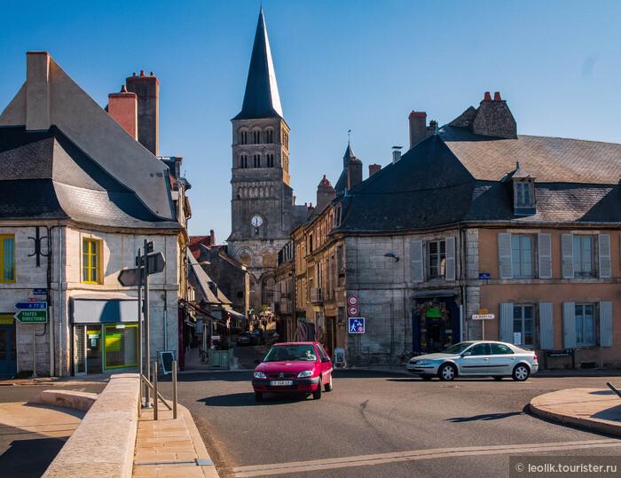 Неизвестные города Франции. Шарите-сюр-Луар