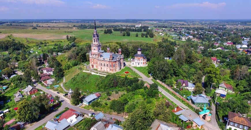 Кремль в Можайске