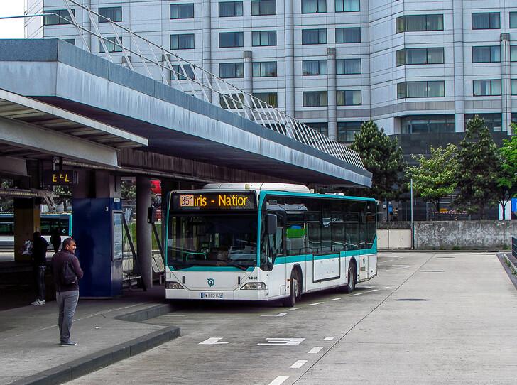 Автобус № 351