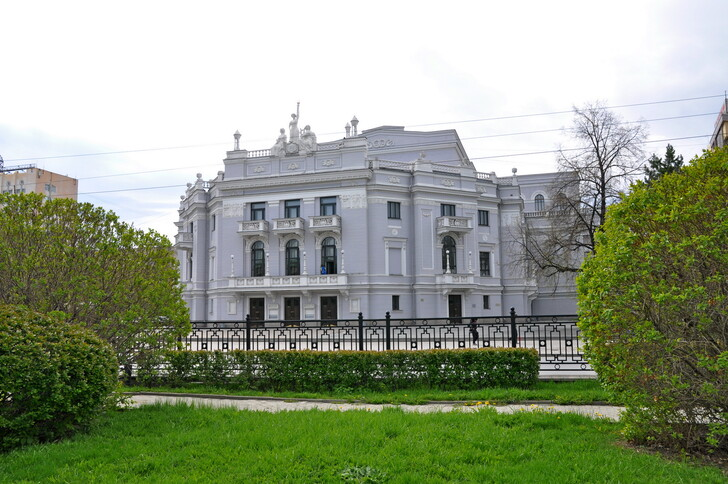 Екатеринбургский государственный театр оперы ибалета