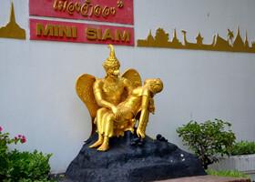 Парк миниатюр «Мини Сиам»