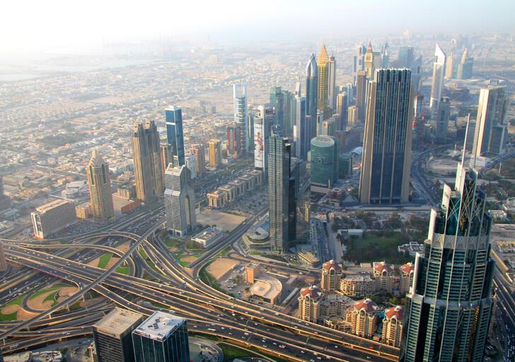 Как добраться до Аэропорта Дубая