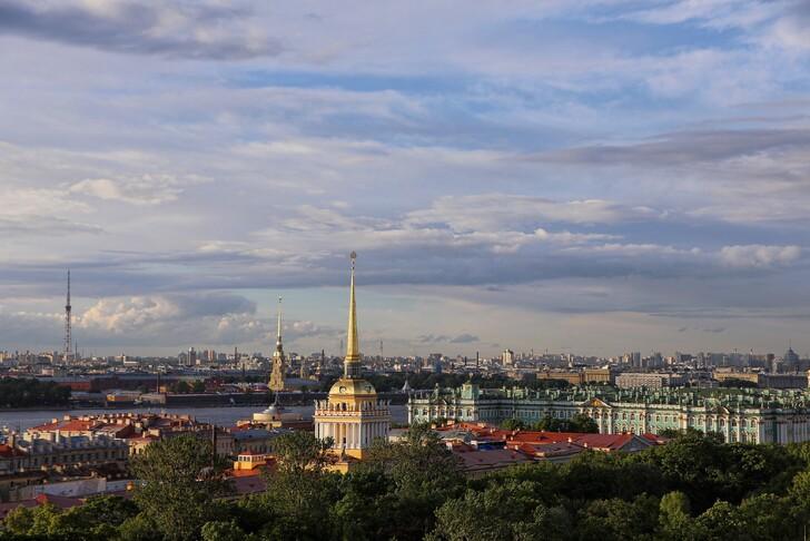 Куда сходить в Санкт-Петербурге в выходные