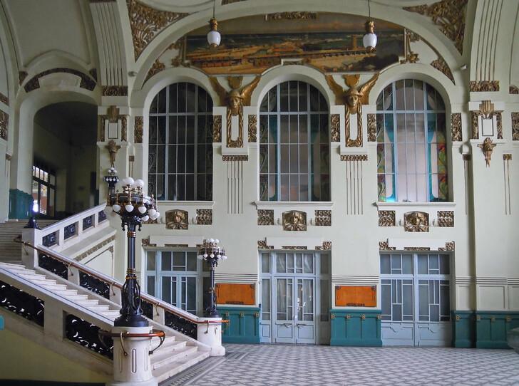 На Витебском вокзале