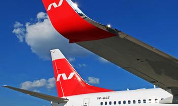 Nordwind летом полетит в Крым и Сочи из регионов РФ