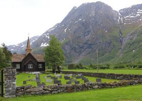 По Норвегии на авто: дорога до Тролльстигена