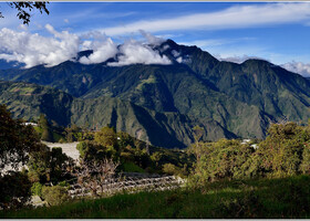 Баньос — город вулканов и водопадов