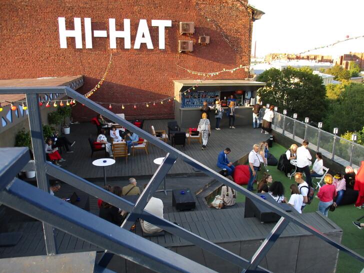 Площадка HI-HAT