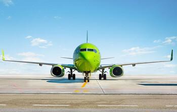 S7 в июне откроет рейс из Новосибирска в Оренбург