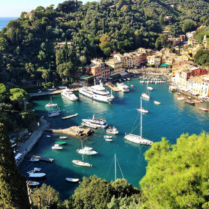 Портофино — ещё один райский уголок