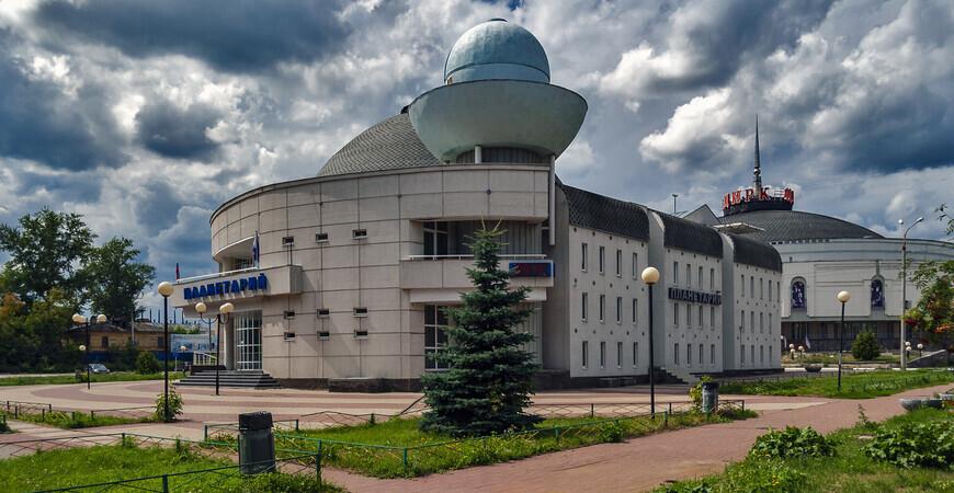 Нижегородский планетарий